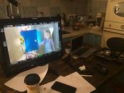 ВИЛКА. Съемки рекламного видеоролика для Ашан