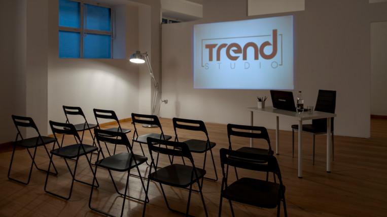 Sala tecnica - formazione, meeting -videoproiezione