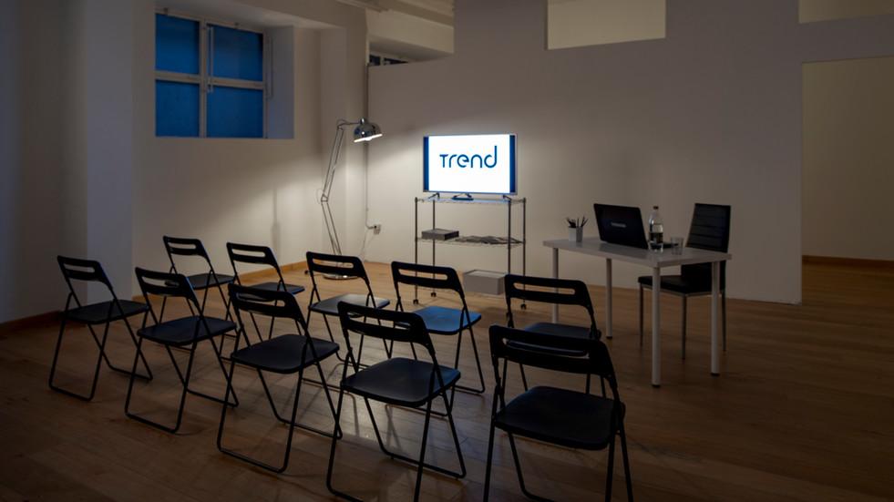 Sala tecnica - formazione, meeting - maxyschermo TV