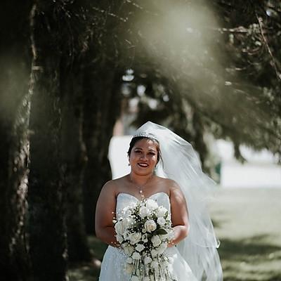 Jack & Bernadette | Wedding | Olds Alberta Canada