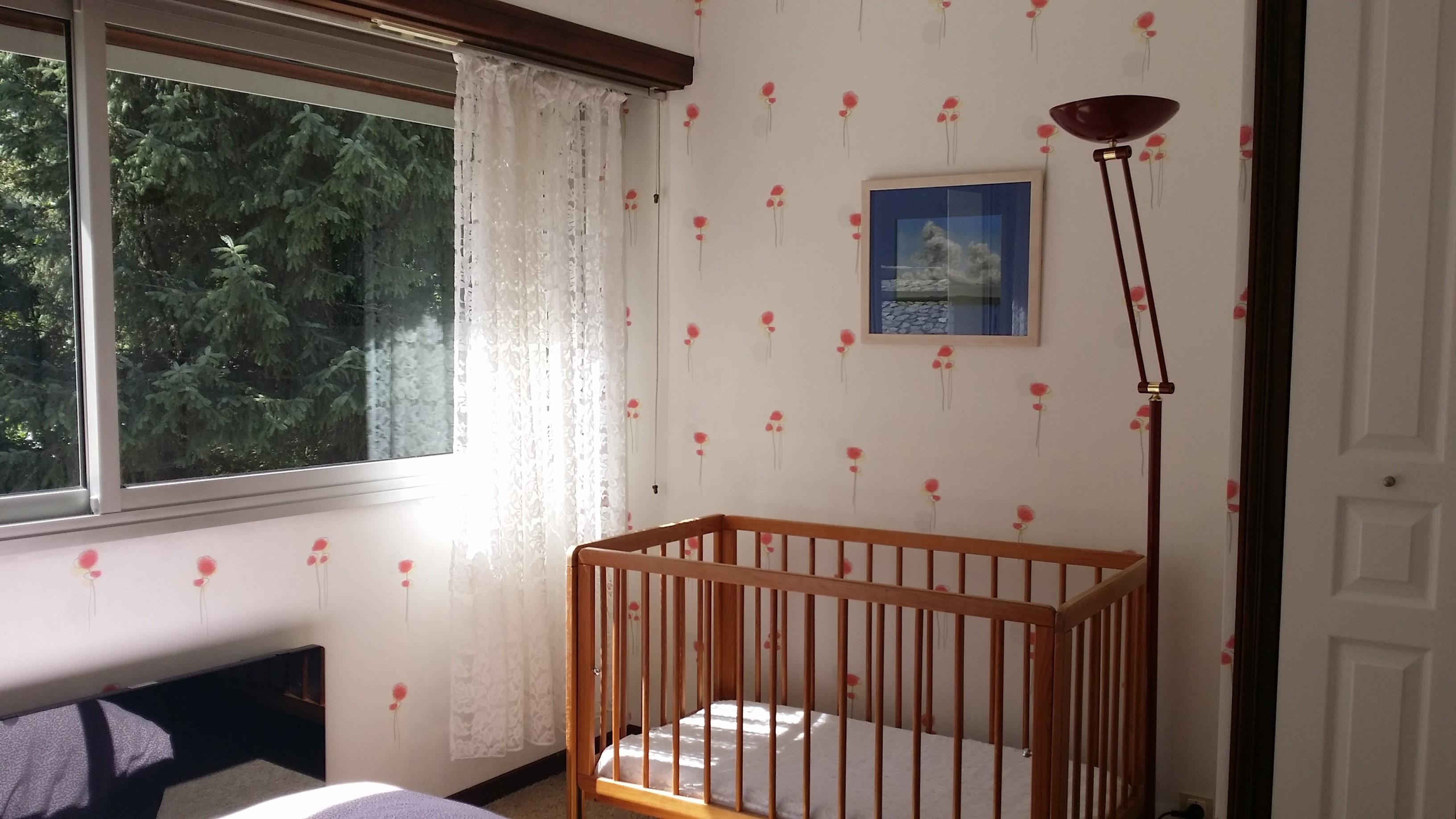 3 chambre fleurs