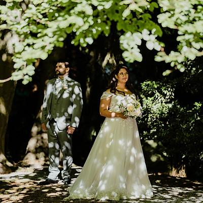 Janelle & Francis Wedding