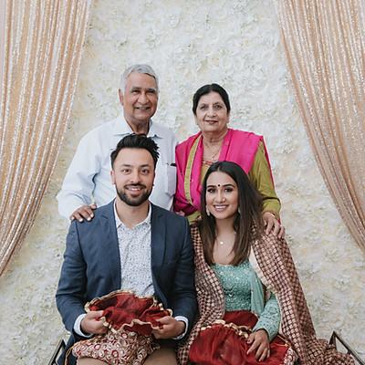 Daljohd & Jaspreet |Engagement|