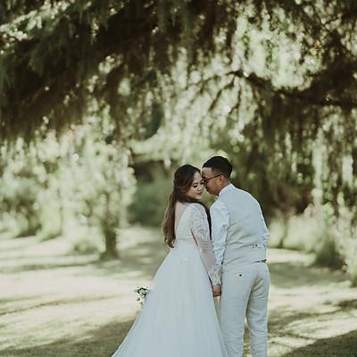Erriel & Andrew Wedding