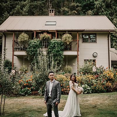Bea & Jason Wedding