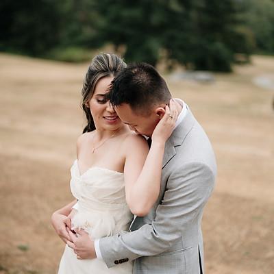 Yvonne & Martin Wedding