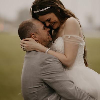 Alison & Travis Wedding