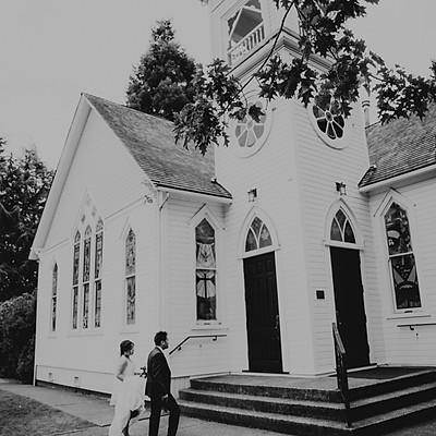 Sarinya & Christopher Wedding