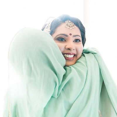 Sna & Ranjeet Wedding Ceremony