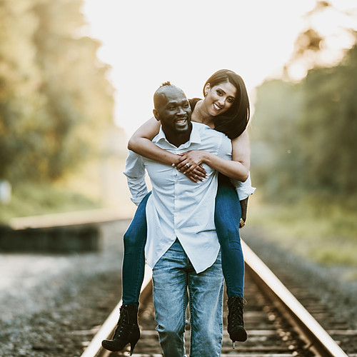 Bernard & Rhiana |Engagement Session|
