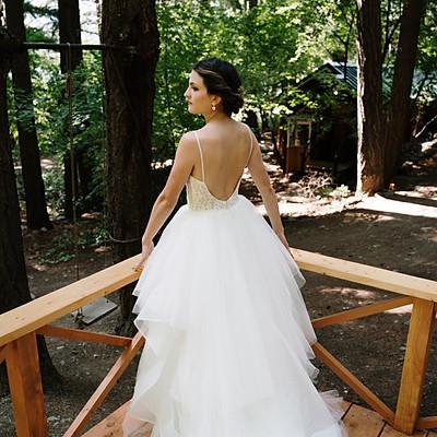Joyce & Bernice |Wedding| Birken Lake