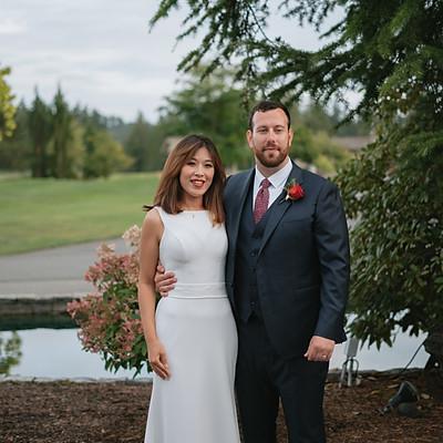 Mitch & Fleur |Wedding Reception|