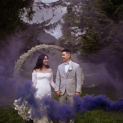 Amie & Brian Wedding