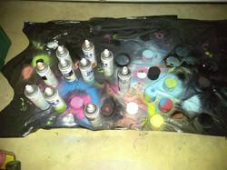 Fun with Spray Paint