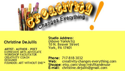 Creativity Changes Everything