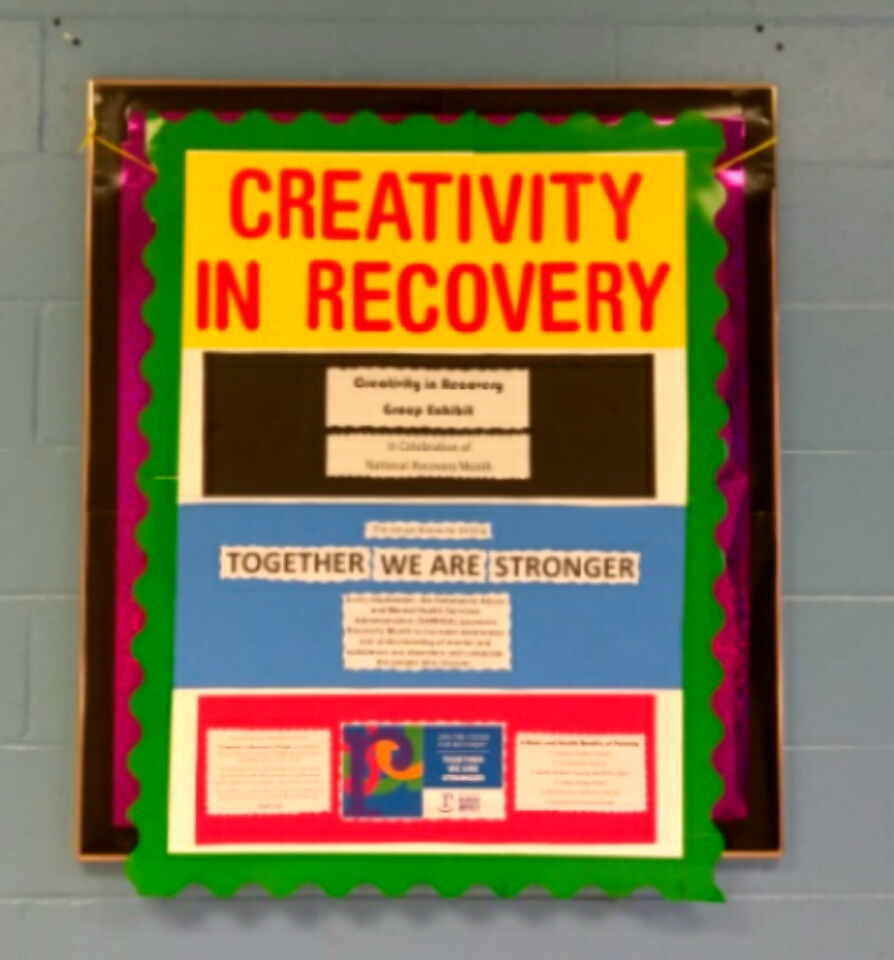 Creativity in Recovery