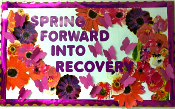 Spring Forward Into Recovery