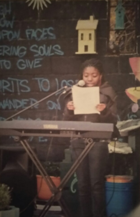 Young Poet