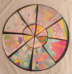Prison Art Program: Group Manala