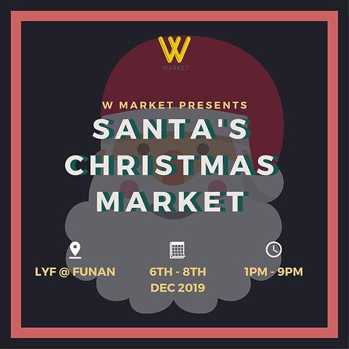 Santa's Christmas Market