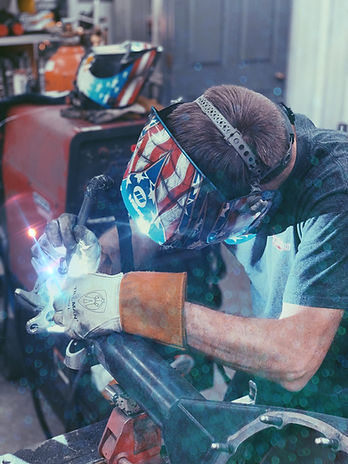 Buzze Racing Welding