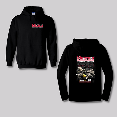 Magnus Hooded Sweatshirt