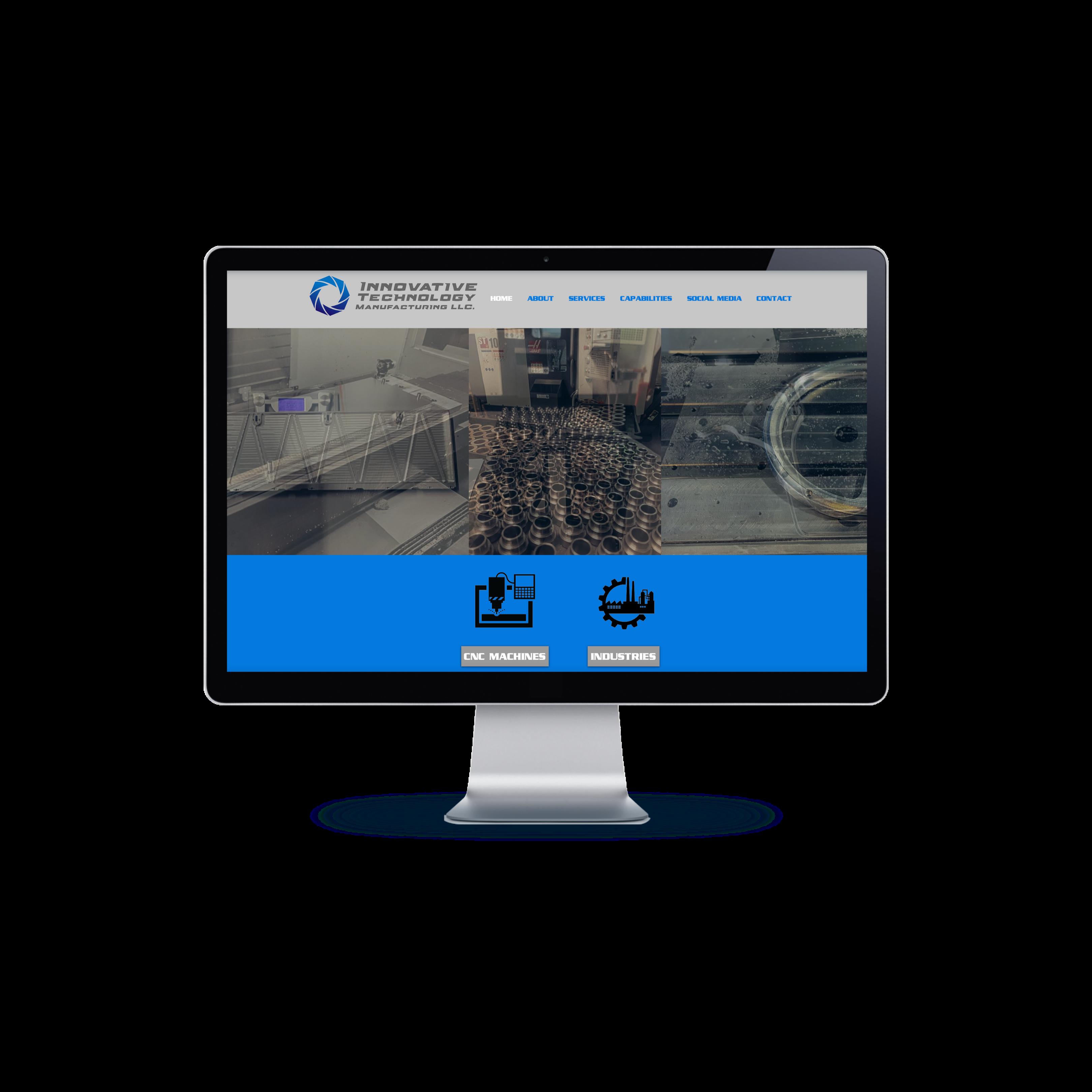 Inn Tech Mfg Website