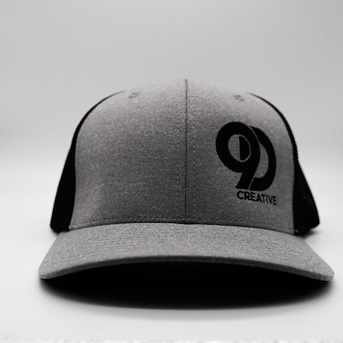 Light-Grey FlexFit Hat