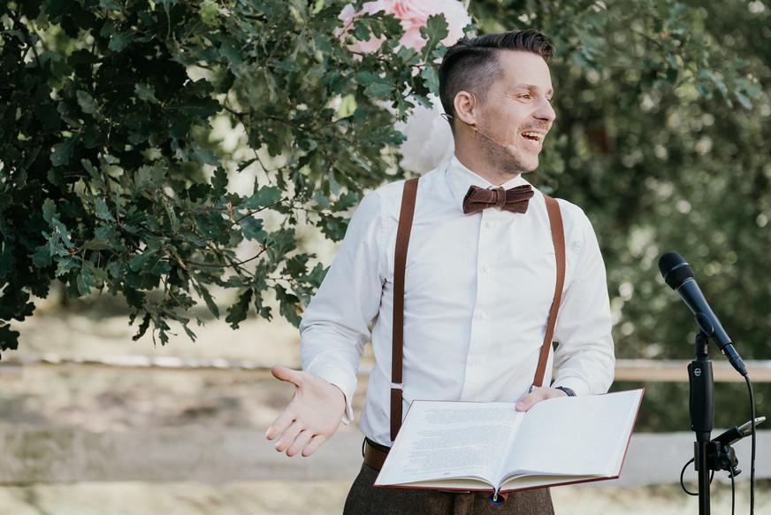 Wedding Speaker Danilo Gobbetto
