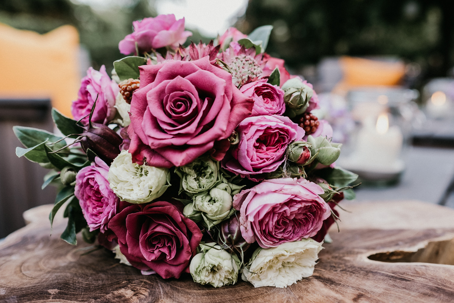 Wedding Flowers - SoulMade Fotodesign