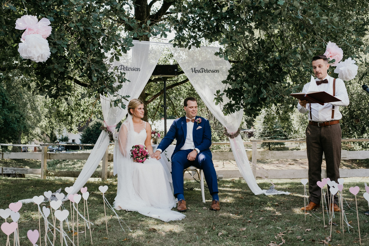 Garden Wedding - SoulMade Fotodesign