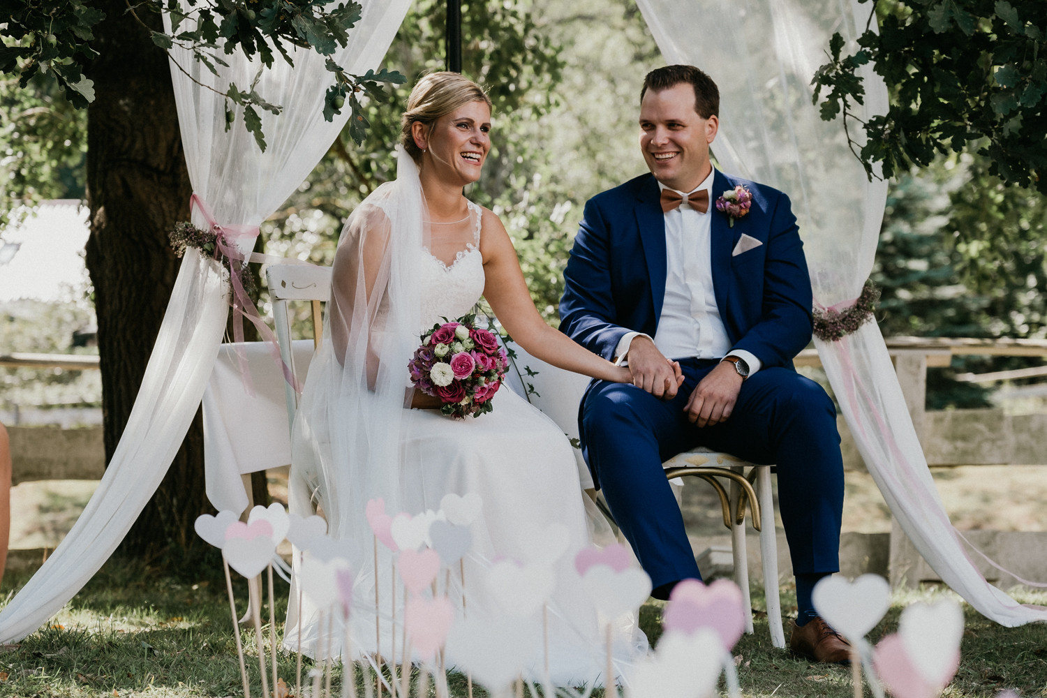 Garden wedding-SoulMade Fotodesign