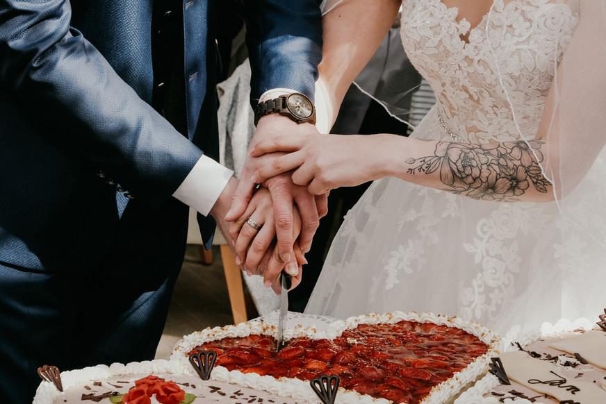 Wedding cake - SoulMade Fotodesign
