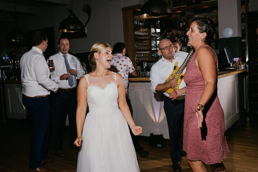 Fun Wedding Party - SoulMade Fotodesign