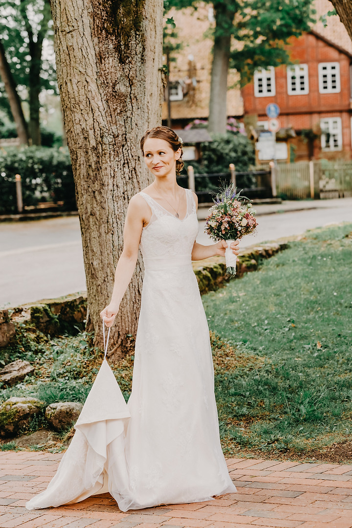 Hochzeitsfotografin-Lüneburger Heide