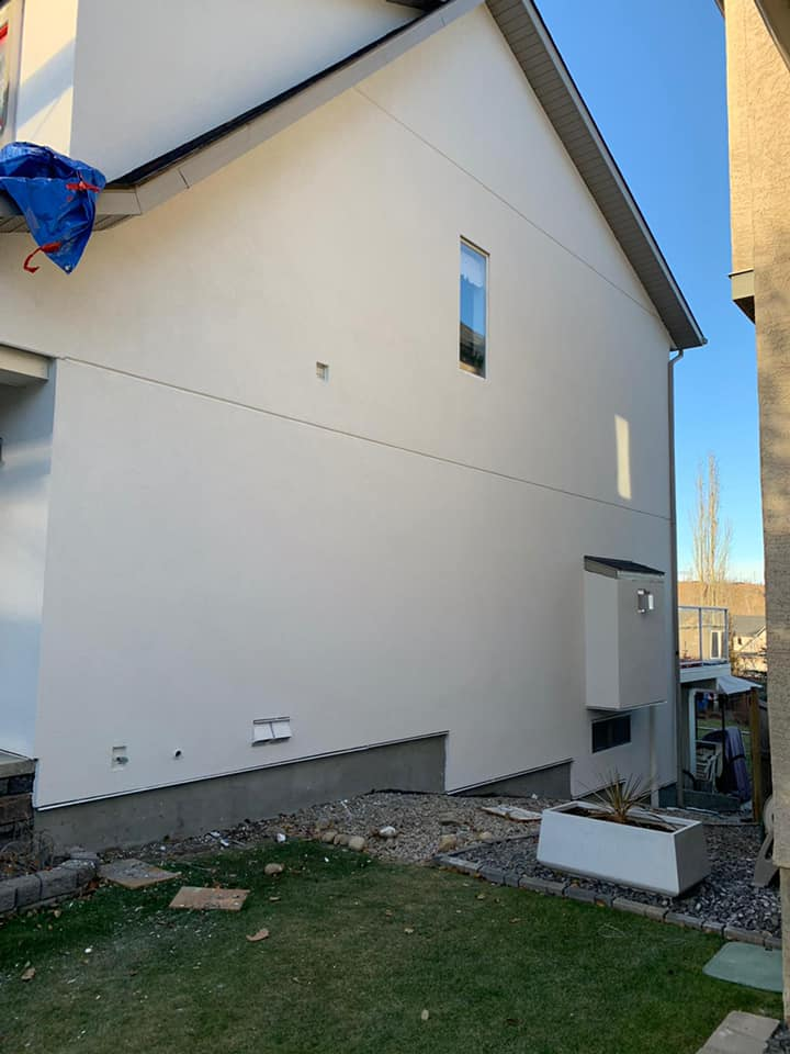 EIFS System Valleywood DR NW