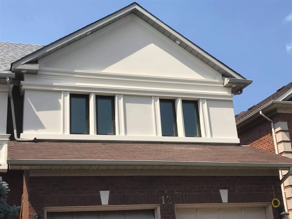 EIFS System and Moulding in Edmonton are