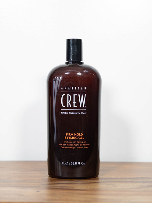 American Crew Firm Hold Styling Gel 33.8oz