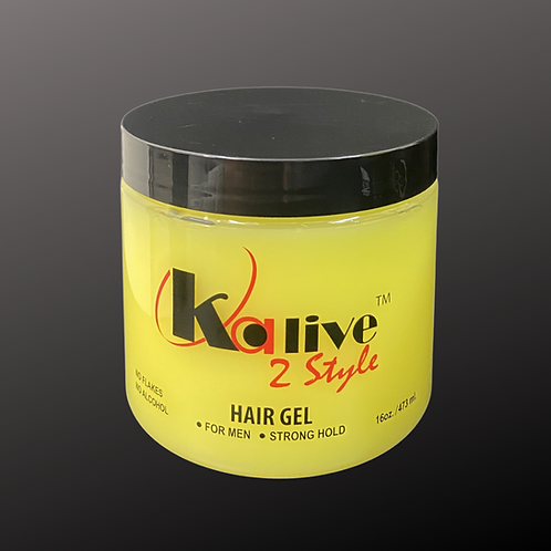 Kalive Hair Gel 16 oz