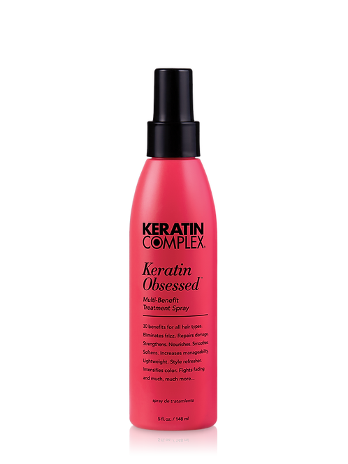 Keratin Complex  Keratin Obsessed Multi-Benefit Treatment Spray Size 5.0 oz