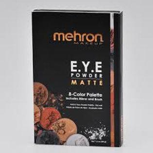 Eye Powder Matte 8 Color Palette