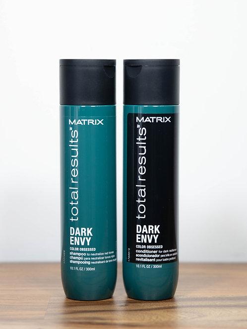 Matrix Dark Envy Shampoo & Conditioner