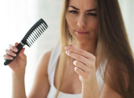 HAIR LOSS IN WOMAN