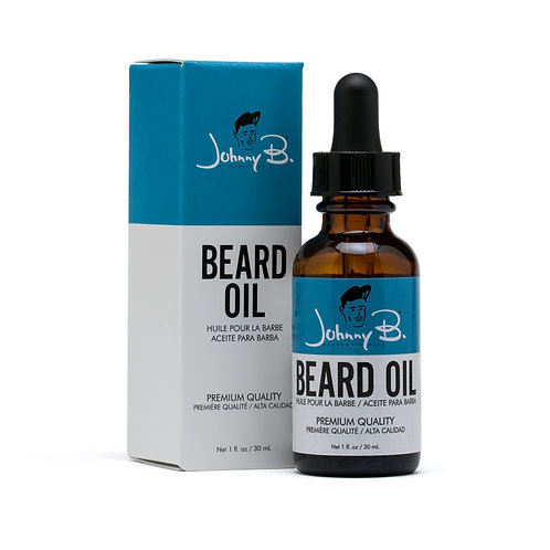 Johnny B. Beard Oil