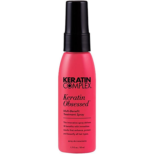 Travel Size Keratin Obsessed Multi Benefit Treatment Spray Size 1.7 oz