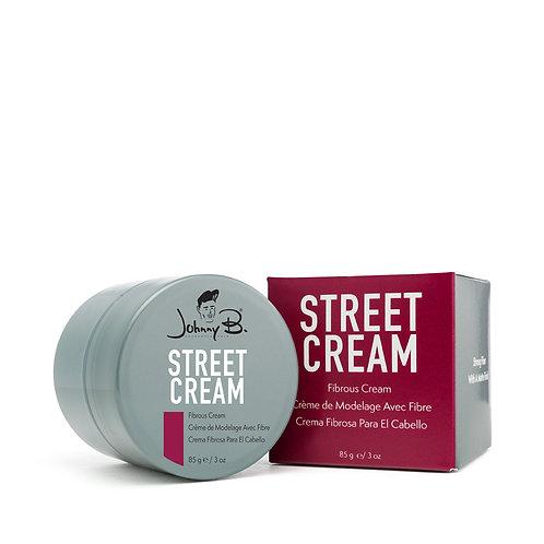 Johnny B. Street Cream Fibrous Cream 3 oz