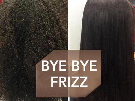 Anti Freeze (frizzy hair)