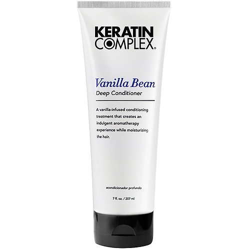 Keratin Complex  Vanilla Bean Deep Conditioner Size 7.0 oz
