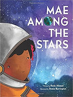 Mae among the stars, astronaut biographies for kids, african american astronauts