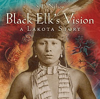 books about native american history for elementary, unknown u.s. history for kids, antiracist books for kids, antiracist history for kids, black elk biography, american biographies for kids, s.d. nelson